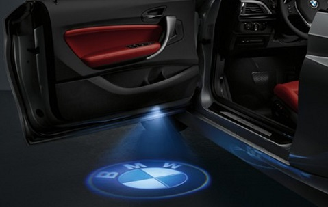 BMW LED Door Projectors